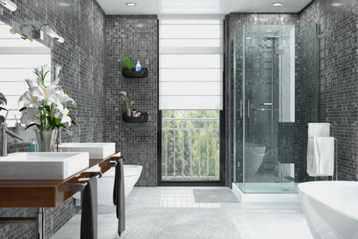 Materiales recomendados para tus baños - Sipte Design